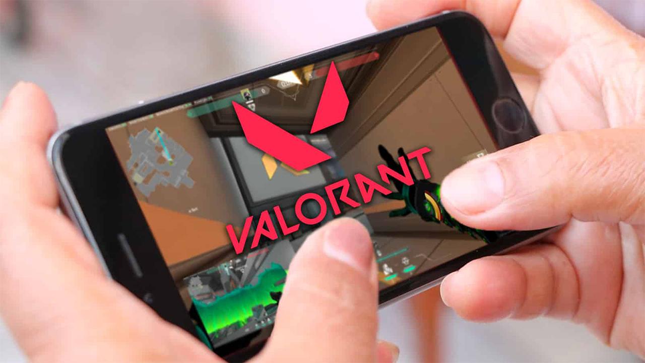 معرفی نسخه موبایل بازی Valorant