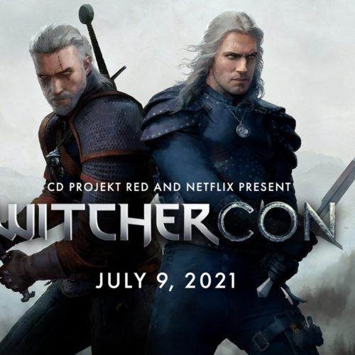 جزئیات رویداد WitcherCon