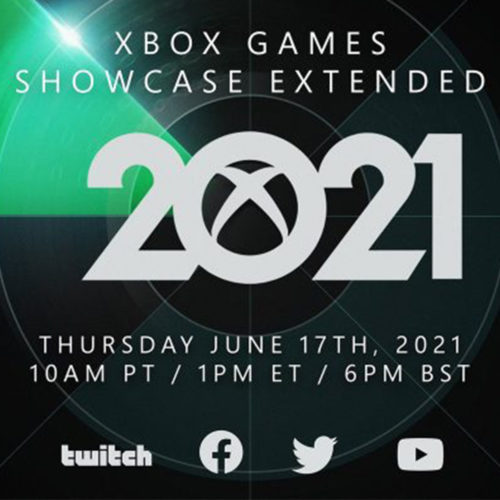 تاریخ برگزاری Xbox Games Showcase: Extended