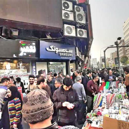 علاءالدین دلالان بازار موبایل
