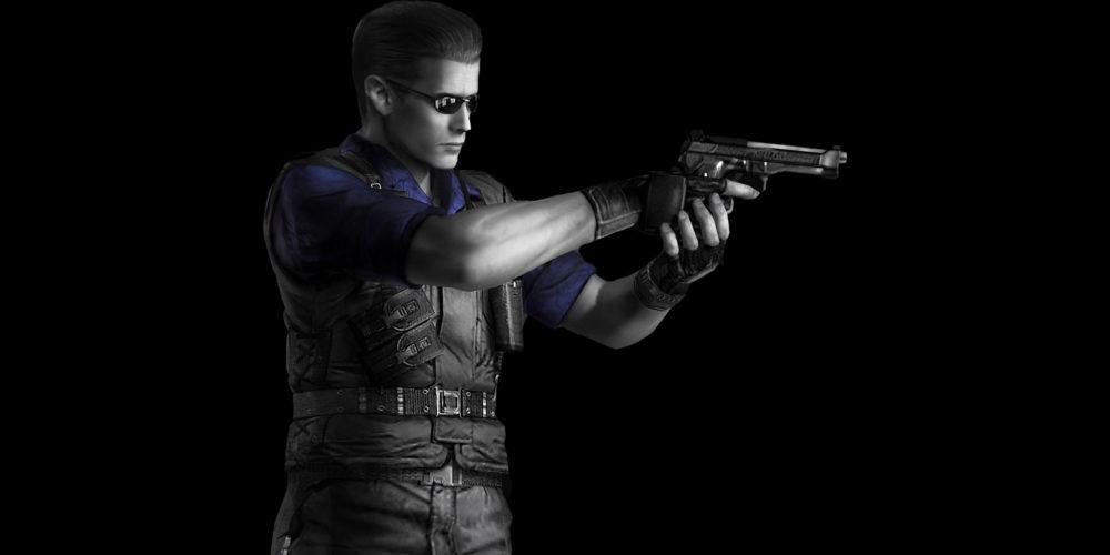 بازیگران اصلی سریال لایو اکشن Resident Evil