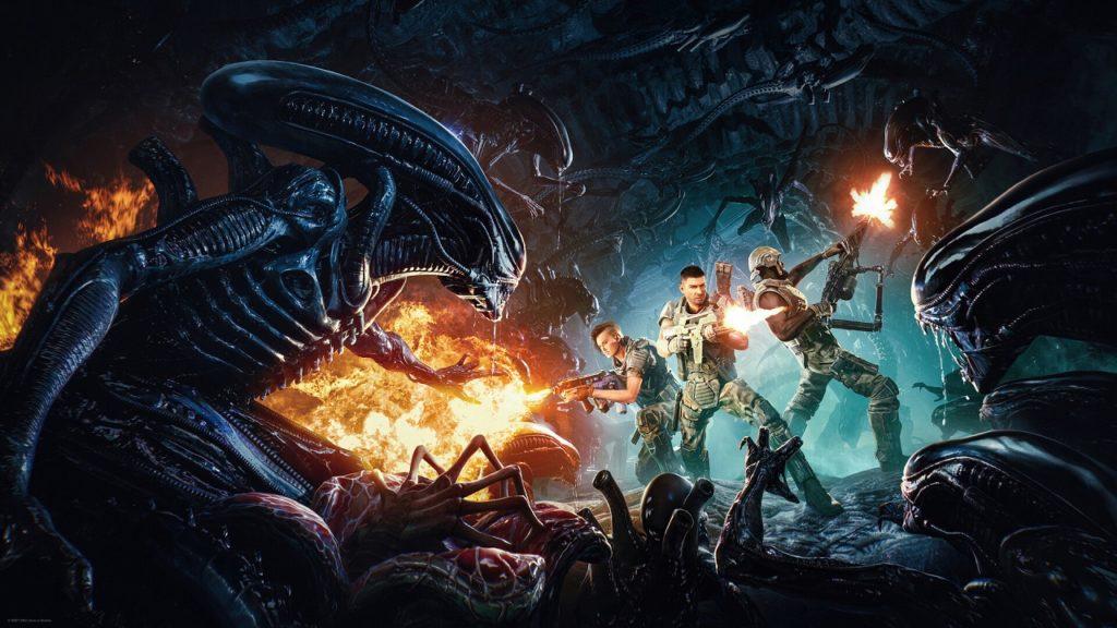 تاریخ انتشار بازی Aliens: Fireteam Elite