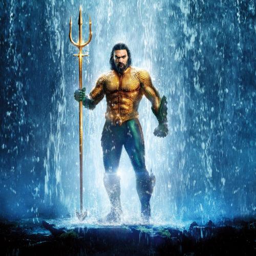 روند ساخت Aquaman 2