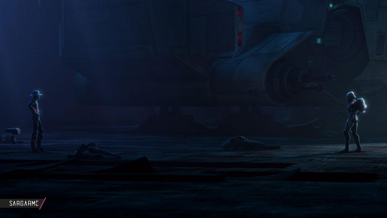 نقد سریال Star Wars: The Bad Batch
