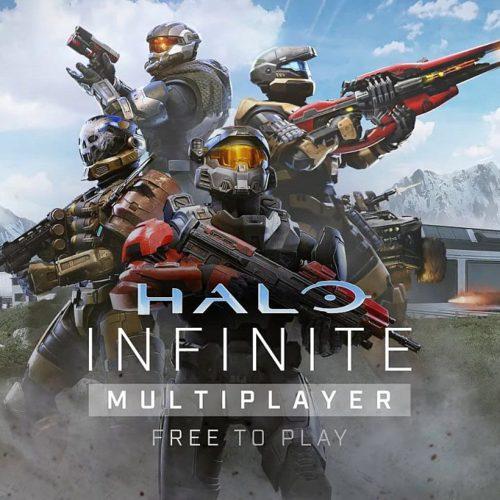 گیمپلی بخش آنلاین بازی Halo Infinite