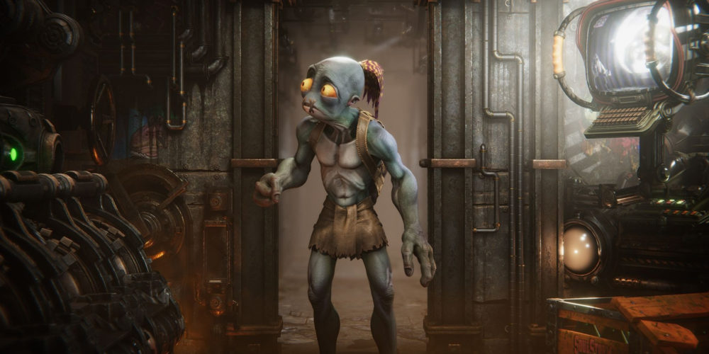 نسخه ایکسباکس Oddworld: Soulstorm