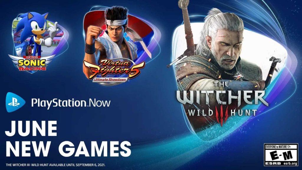 بازیهای ماه ژوئن سرویس PlayStation Now