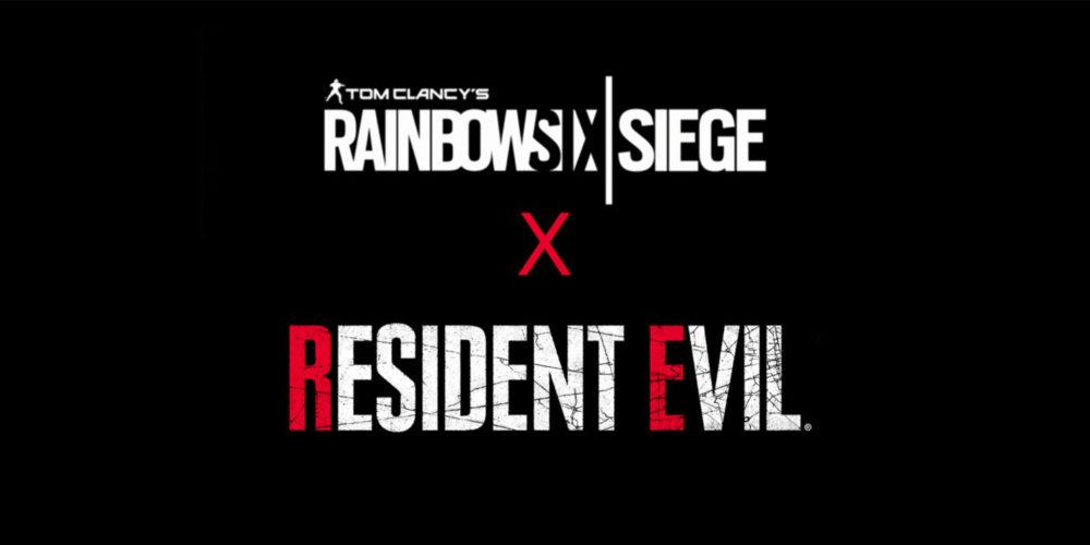 همکاری Rainbow Six و Resident Evil