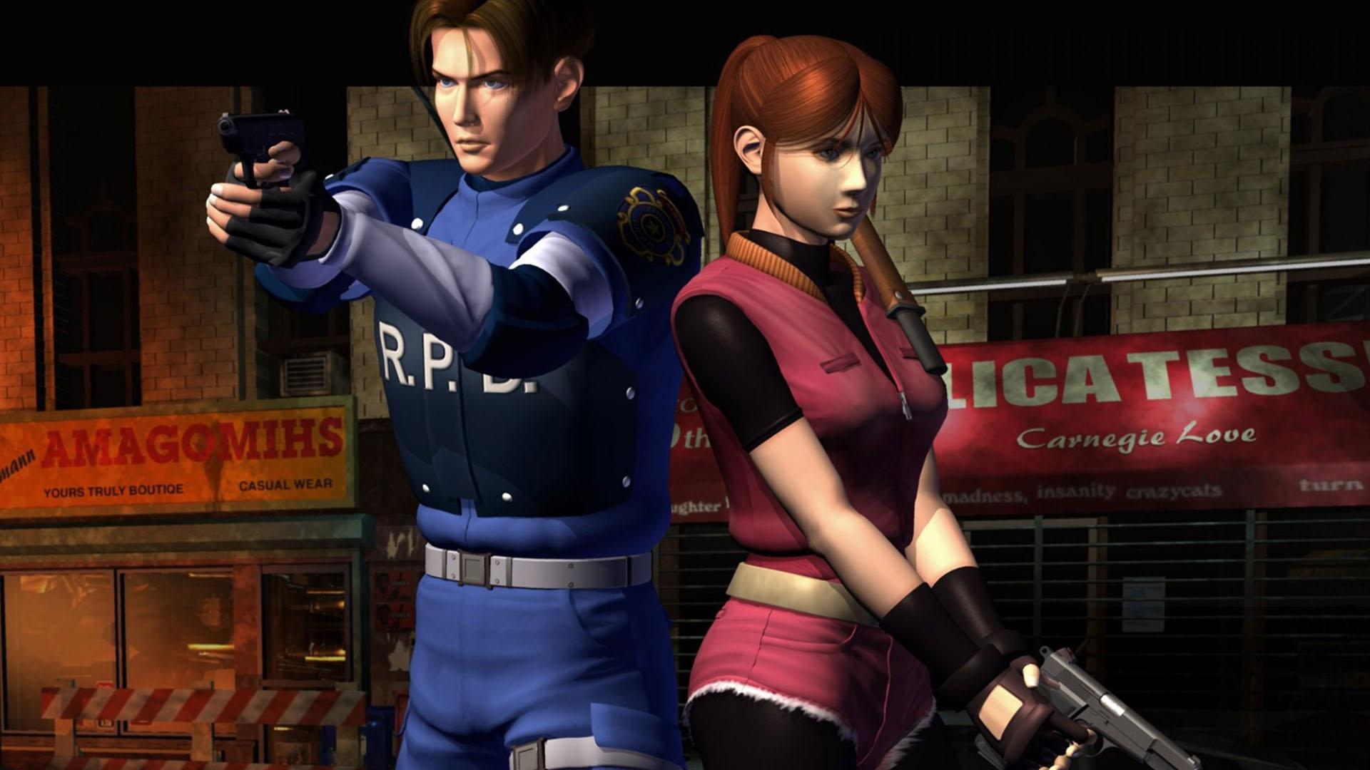 بازی resident evil 2 original