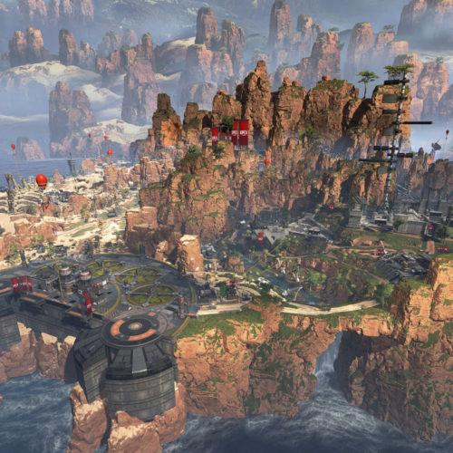 چهارمین نقشه بازی Apex Legends