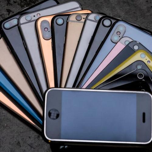 گوشی های شرکت اپل