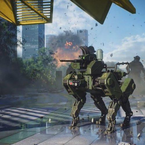 بسته الحاقی بازی Battlefield 2042
