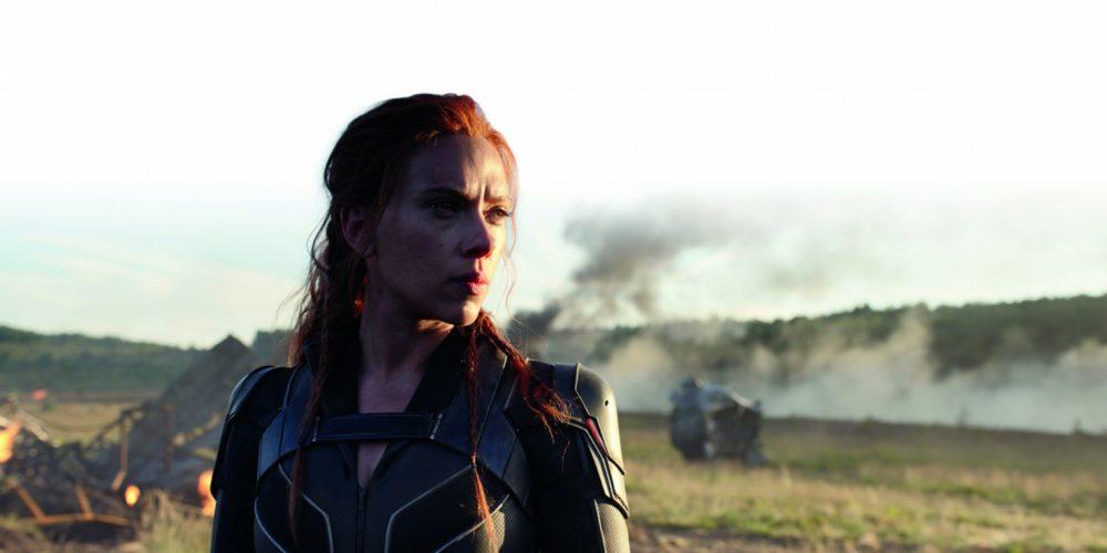 داستان فیلم Black Widow