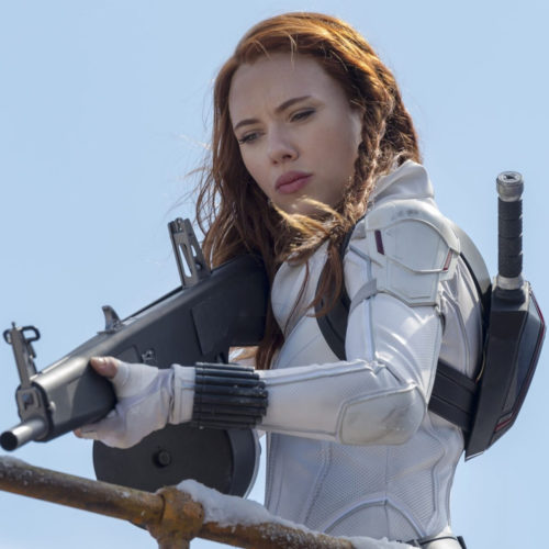 رقابت فیلم Black Widow و Space Jam 2
