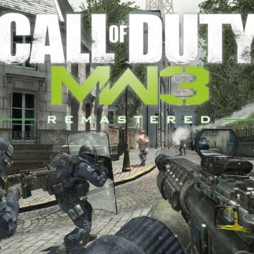 شایعات بازی Call of Duty Modern Warfare 3 Remastered