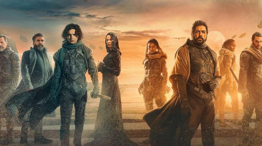 تریلر اصلی فیلم Dune