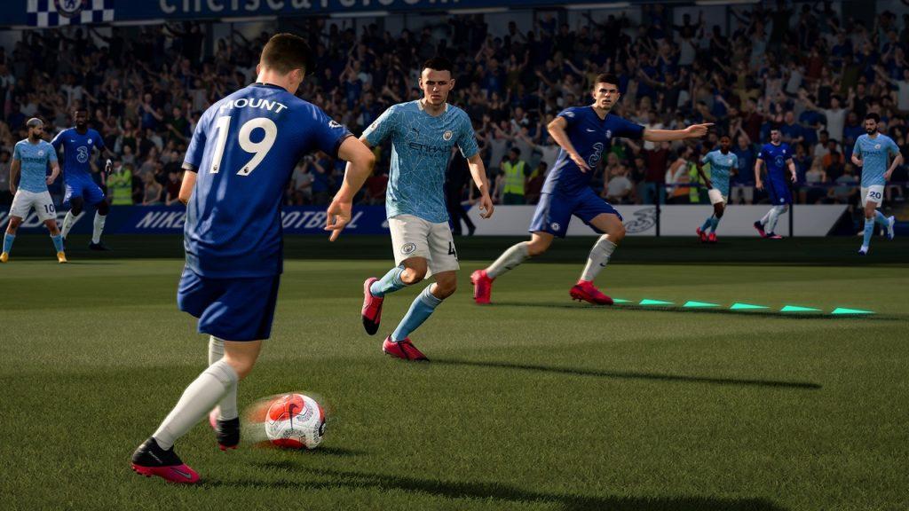 پرفروشترین بازیهای هفتهی چهارم تیر ماه بازی FIFA 21