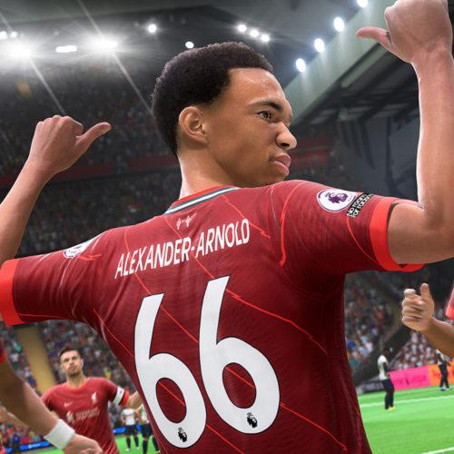 گیم پلی بازی FIFA 22