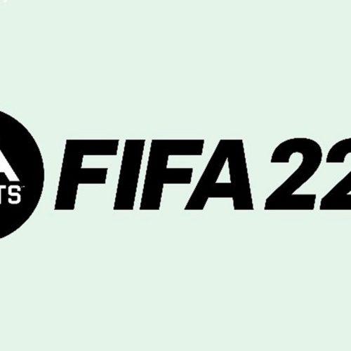 کاور بازی FIFA 22