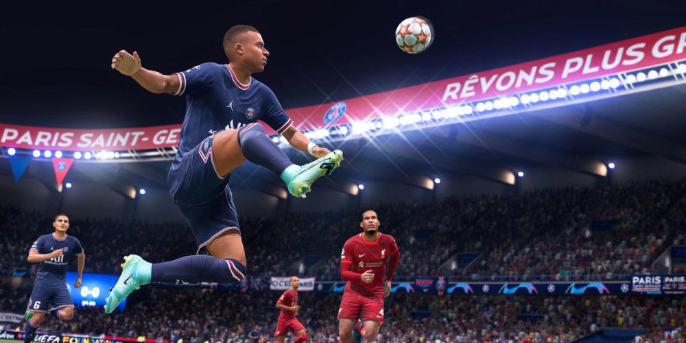 حجم بازی FIFA 22