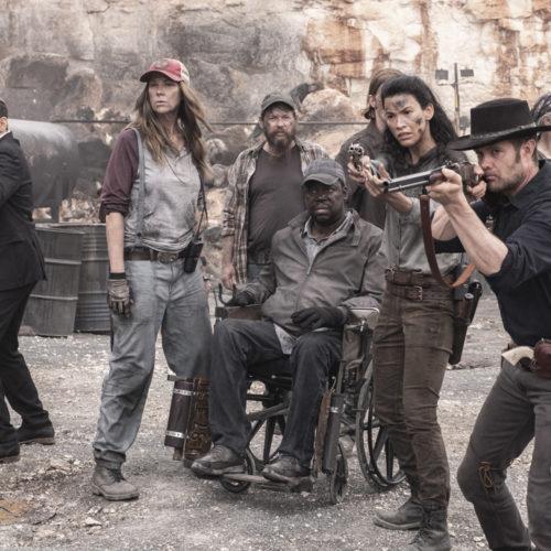 تاریخ انتشار فصل هفتم Fear the Walking Dead