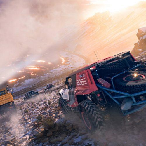 صداگذاری بازی Forza Horizon 5