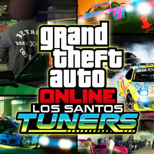 آپدیت GTA Online: Los Santos Tuners