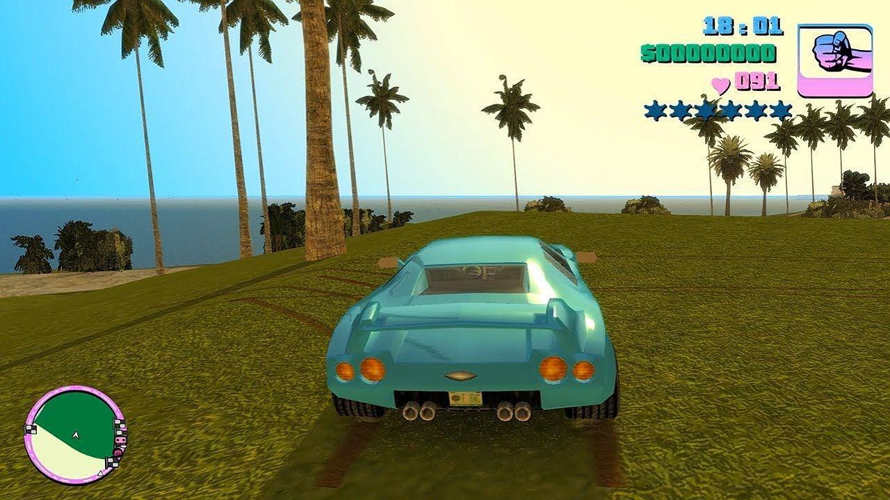 مودهای بازی GTA V