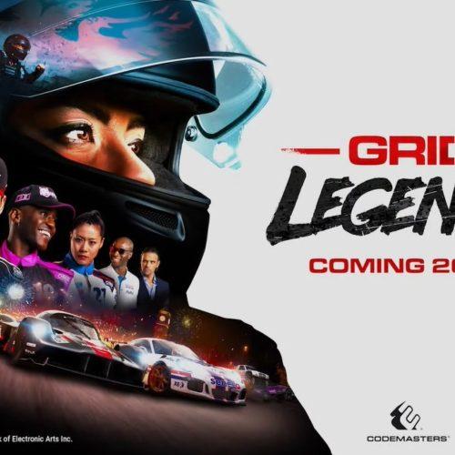 تریلر بازی Grid Legends