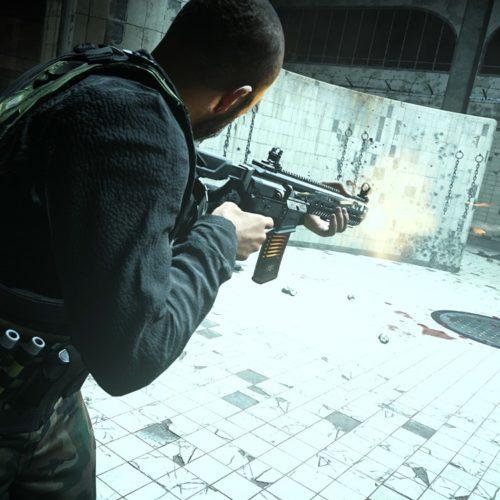 گلیچ بازی Call of Duty: Warzone