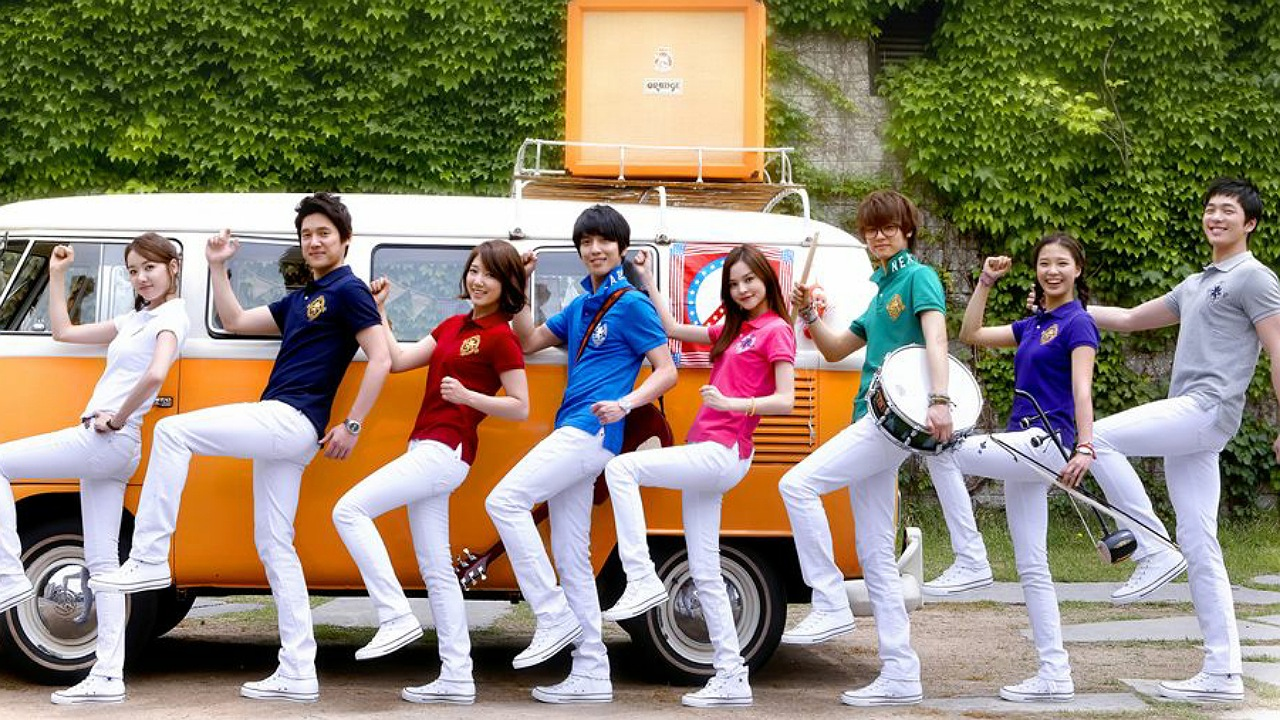 سریال کرهای Heartstrings