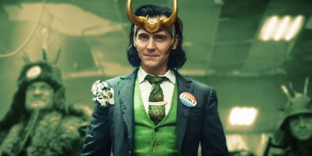 مار بازدید سریال Loki