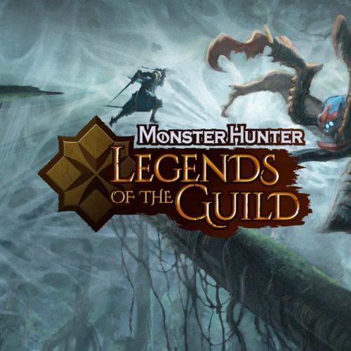 اولین تریلر انیمیشن Monster Hunter