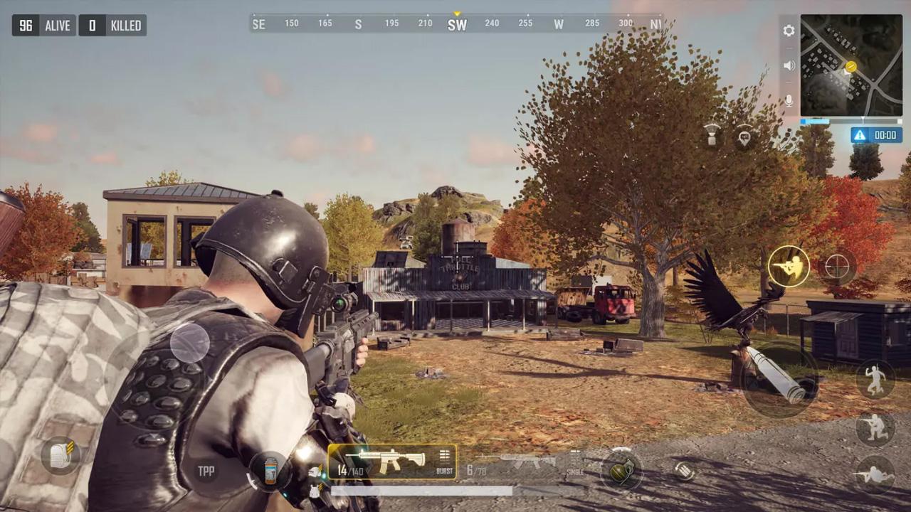 سیستم شخصی سازی سلاح بازی PUBG New State