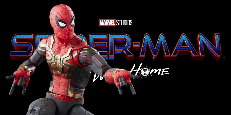 پیتر پارکر در فیلم سینمایی Spider-Man: No Way Home