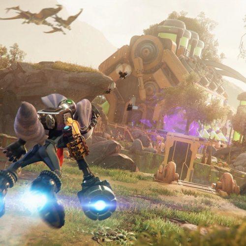 پرفروشترین بازیهای هفتهی سوم تیر بازی Ratchet & Clank: Rift Apart