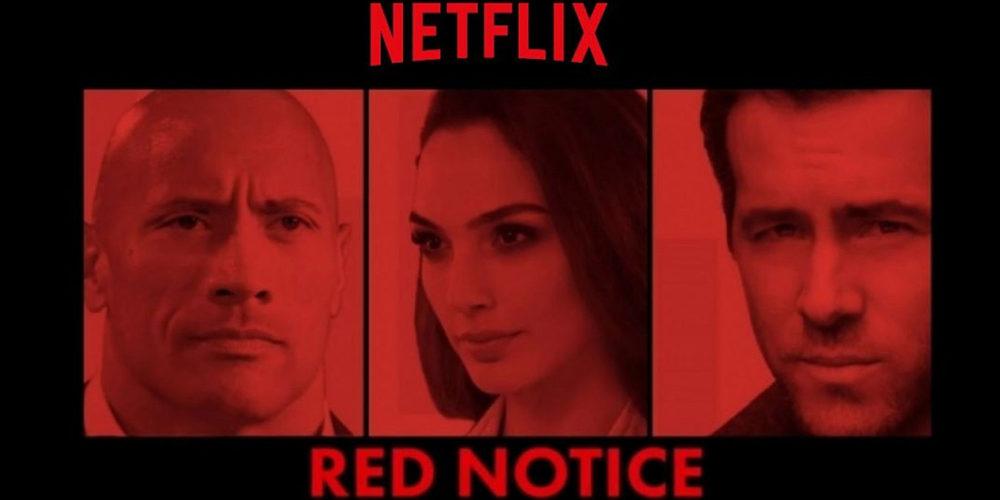 تاریخ انتشار Red Notice