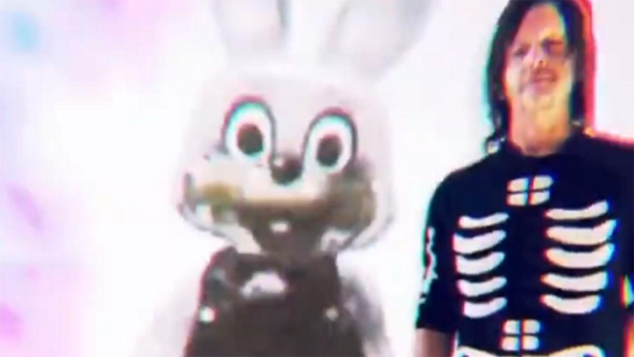 نورمن ریدوس و رابی خرگوشه