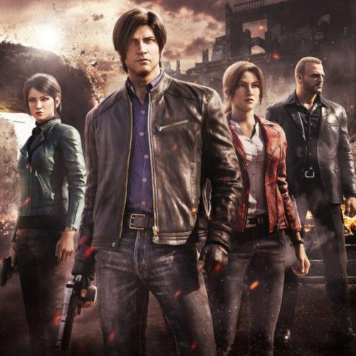 تازهترین کلیپ Resident Evil: Infinite Darkness