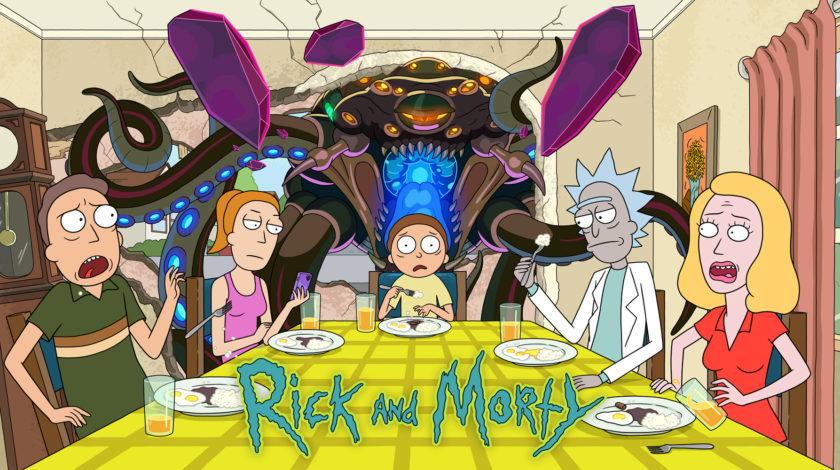 قسمت 47 سریال Rick and Morty