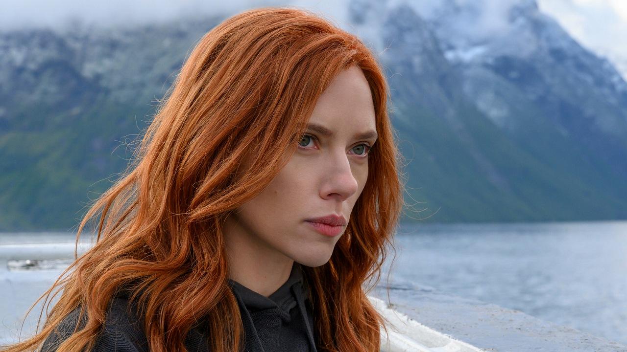 اسکارلت جوهانسون (Scarlet Johansson)، بازیگر نقش بلک ویدو