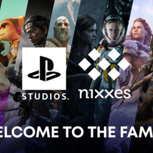 خرید استودیو Nixxes توسط سونی