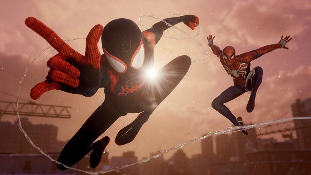 پرفروشترین بازیهای هفتهی آخر تیر بازی Spider-Man Miles Morales