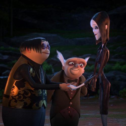 اولین تریلر The Addams Family 2
