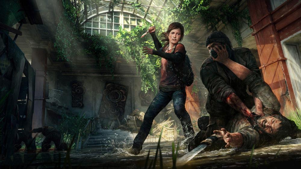 صداپیشه تامی در The Last of Us