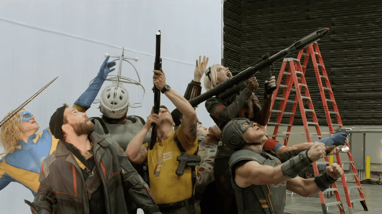 شخصیتهای اصلی فیلم The Suicide Squad