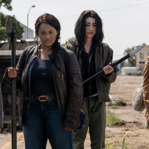 تاریخ انتشار فصل دوم The Walking Dead: World Beyond