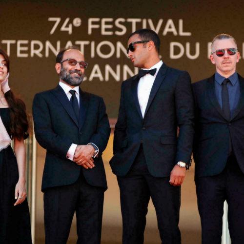 برندگان جشنواره کن 2021