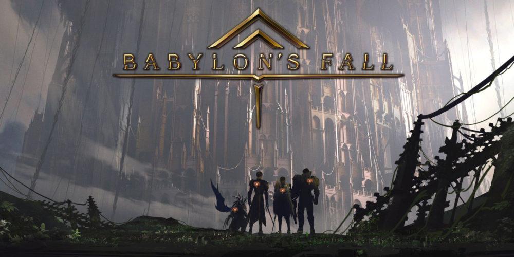 فاز اول نسخه بتا Babylon's Fall