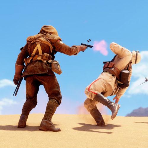 بازی شوتر Battlefield 1